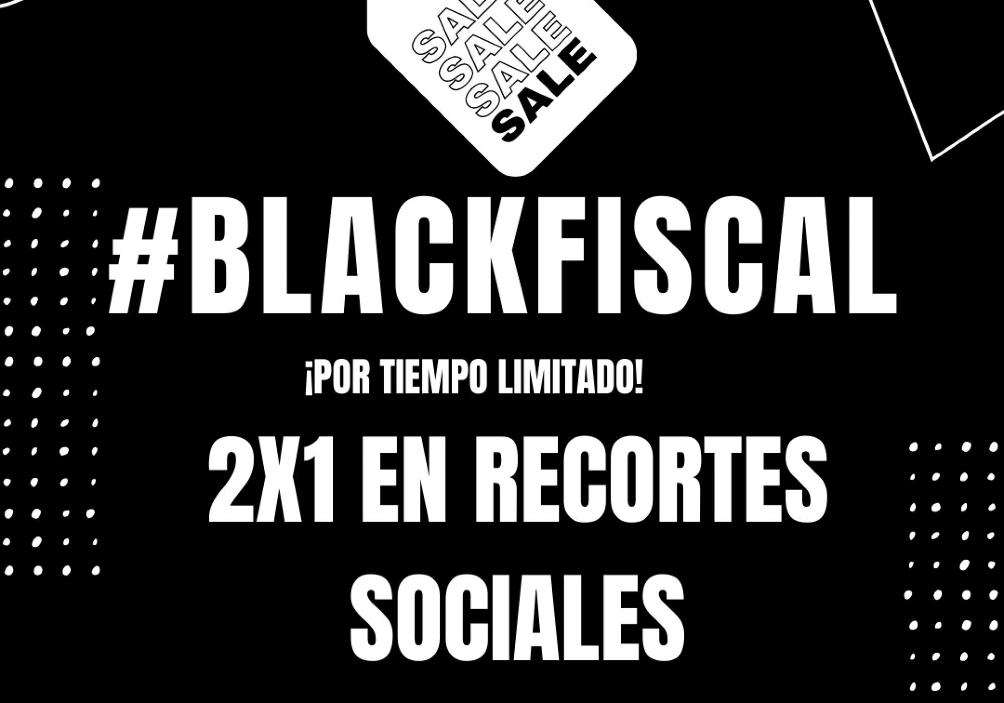 Black Friday, un día negro para la justicia fiscal